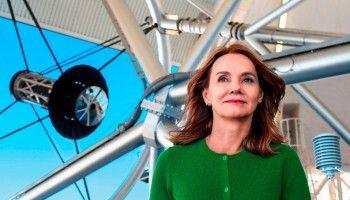 A astrofísica Thaisa Storchi Bergmann. (Divulgação / For Women in Science)