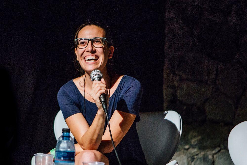 Cristina Algarra: jornalismo e arte unidos para levar informação e dados a novos públicos