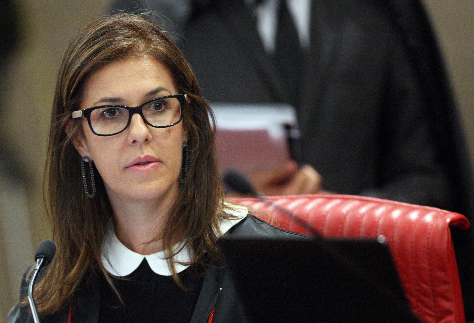 A advogada e ex-ministra do TSE Luciana Lóssio. Foto: Nelson Jr / TSE
