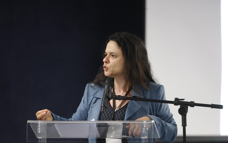 A advogada Janaina Paschoal.| Foto: Rosinei Coutinho/SCO/STF