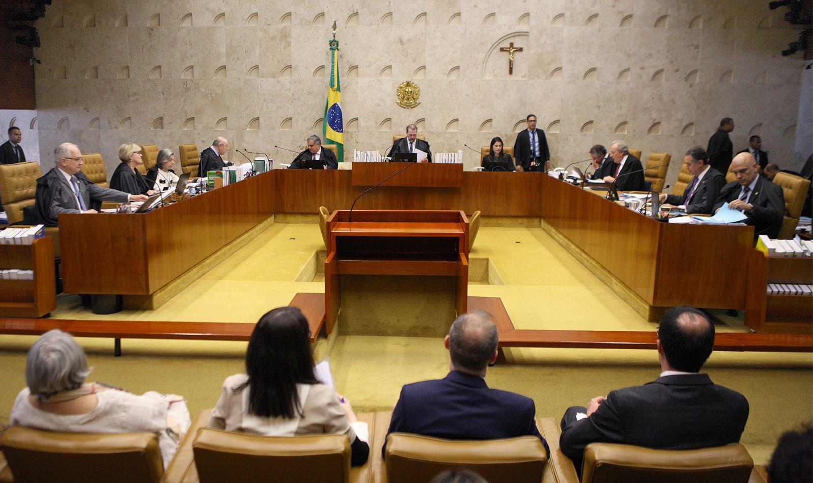 STF se tornou espaço de decisão de temas que não avançam em um Legislativo conservador | Foto Nelson Jr. SCO STF
