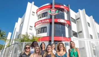 Delegacia de Defesa da Mulher de Curitiba  é a primeira unidade do interior de SP a funcionar em regime de plantão |Foto: Divulgação / Governo de São Paulo