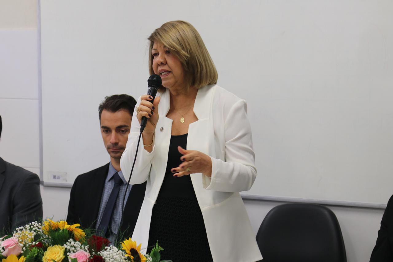 Segundo a reitora Iracema Veloso da UFOB, os cortes do MEC podem afetar os alunos em situação de vulnerabilidade Foto: Divulgação/UFOB