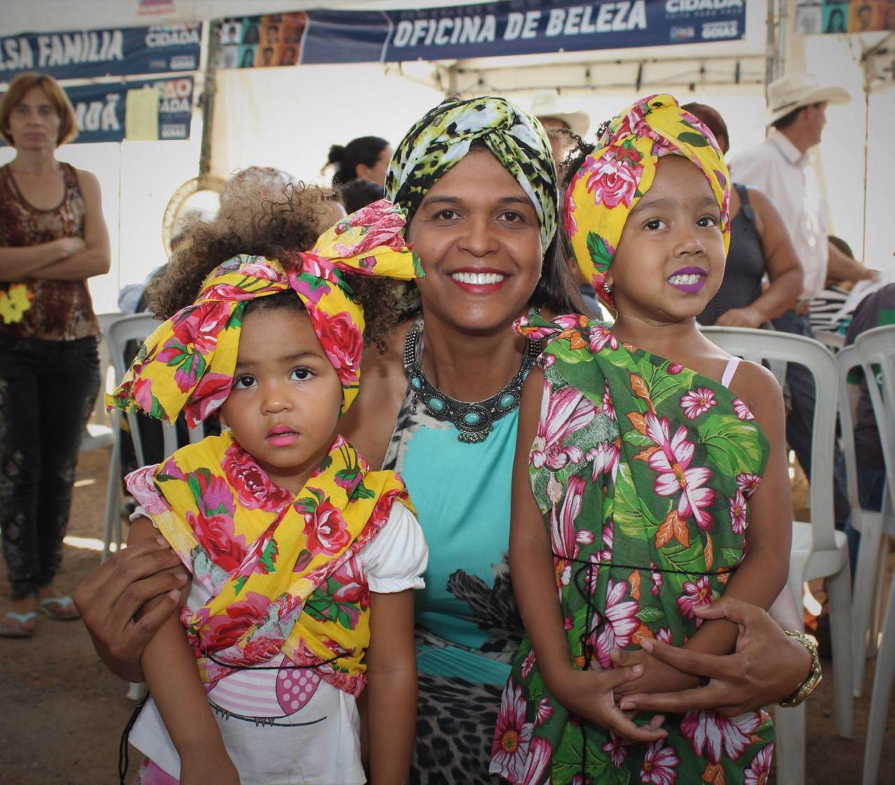 Zélia é prefeita de Itapirapuã (GO) e avalia que falhou ao não ter feito políticas para mulheres negras | Foto: Divulgação