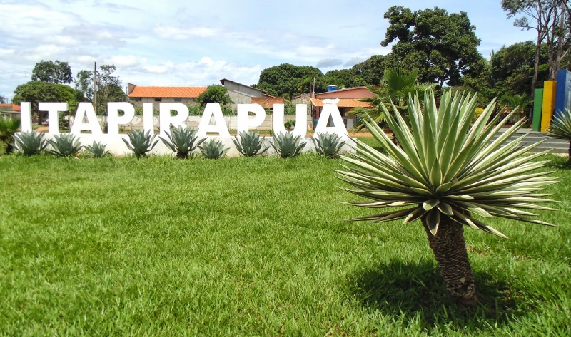 Cidade no interior de Goiás tem 5,5% da população preta, como a sua prefeita   Foto: Divulgação / Prefeitura Municipal de Itapirapuã