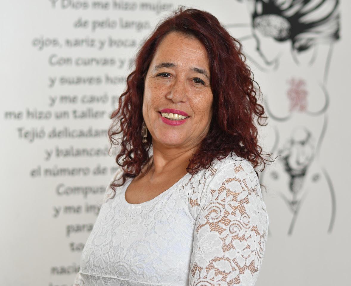 Debora Solis: Panorama desalentador e preocupação por desabastecimento no Chile | Foto: Divulgação Aprofa
