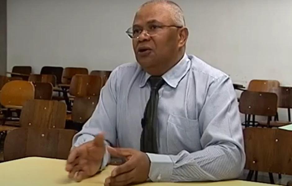 Osvaldo José da Silva é doutorando em Ciências Sociais pela PUC-SP e pesquisa fascismo e racismo | Reprodução: Youtube UNG Universidade