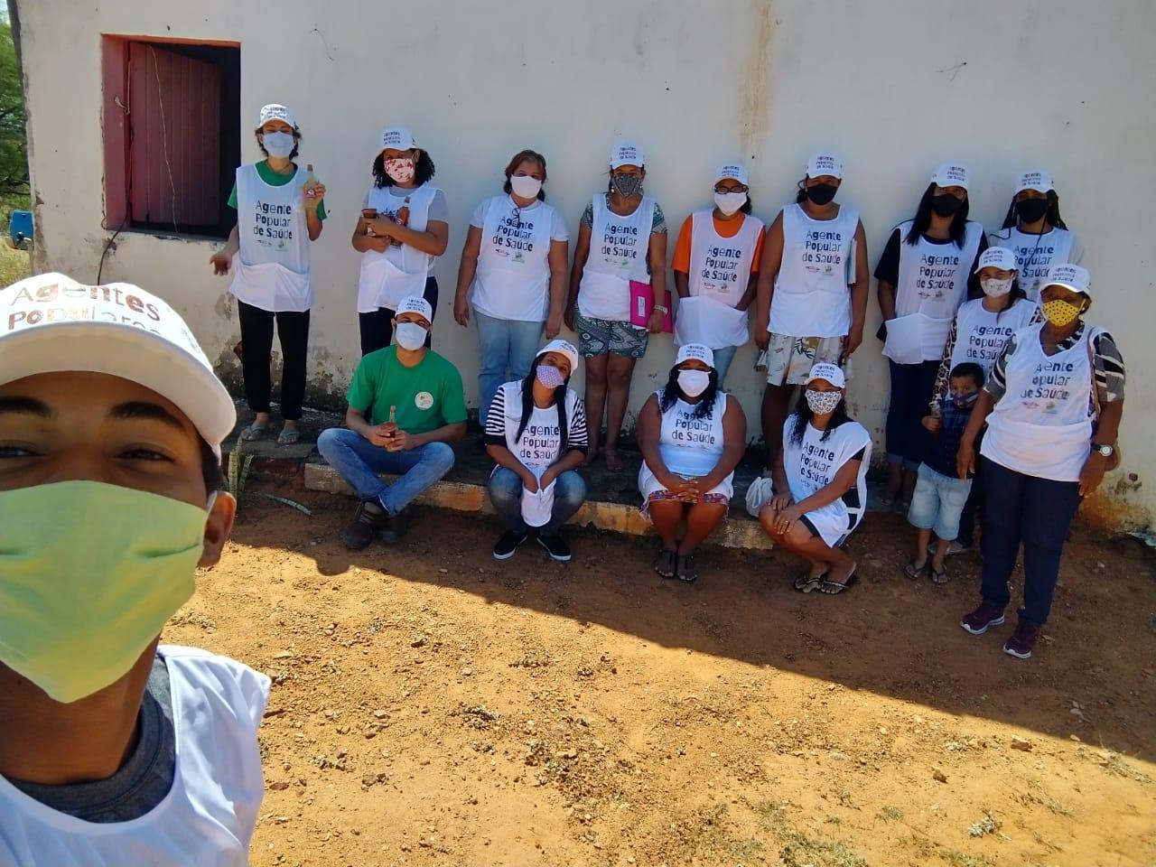 Formação de Agentes Populares de Saúde | Foto: Daniel Silva/ MST