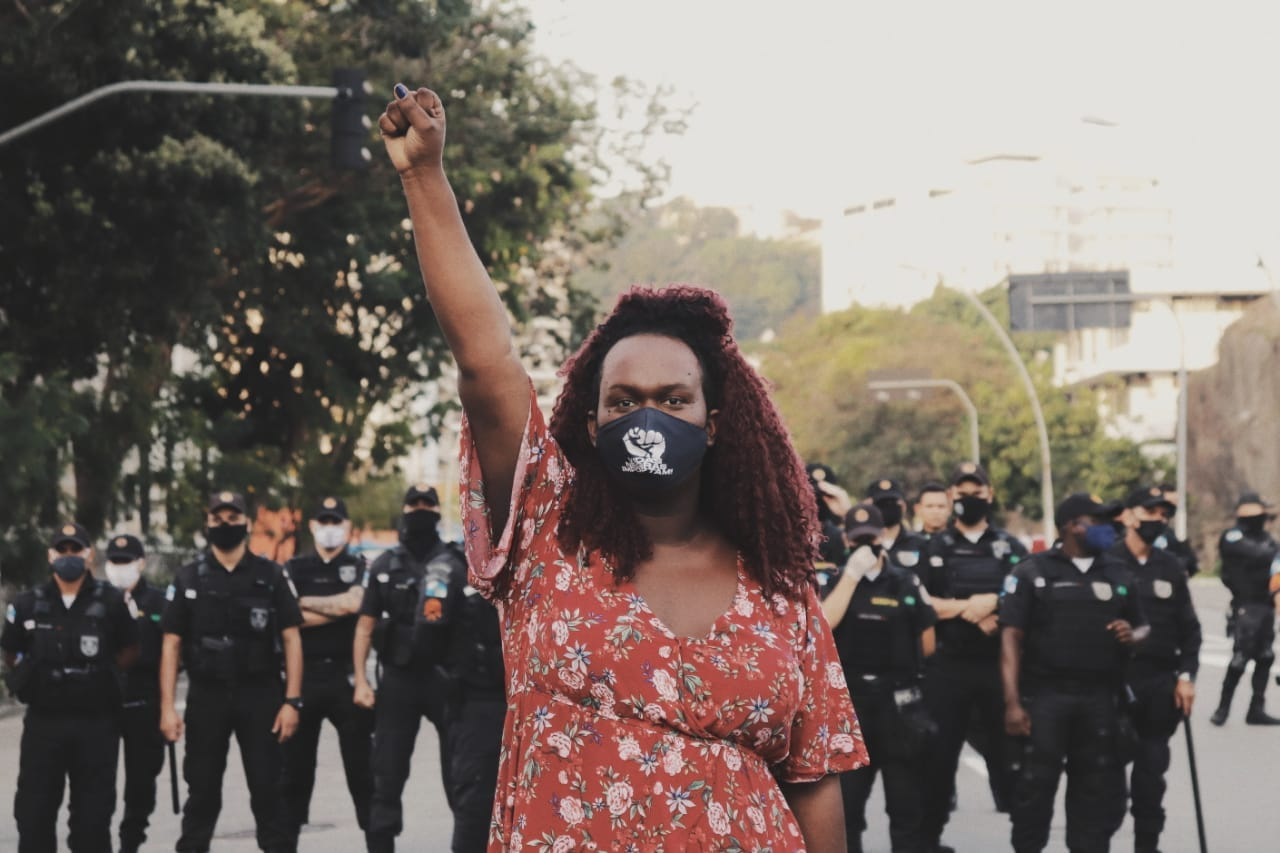 Benny constrói sua campanha focando em ampliar acesso à cidade para mulheres, negros e LGBT+ | Foto: Arquivo pessoal