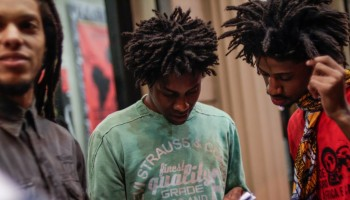 foto estudantes negros
