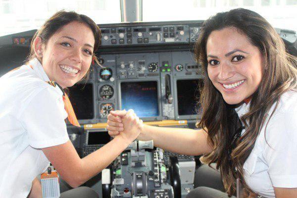 Capitã Fernanda Pietro | Foto: Defesa aérea e naval