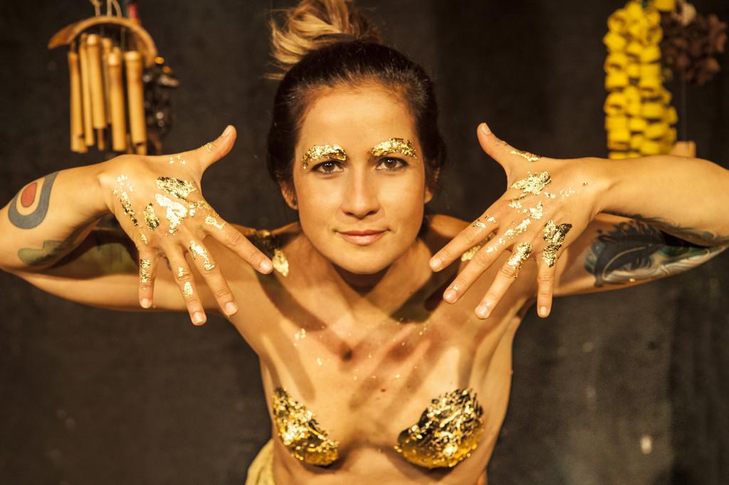 Lan Lanh tem mais de 30 anos de carreira como musicista e compositora. Foto: Renata Duarte