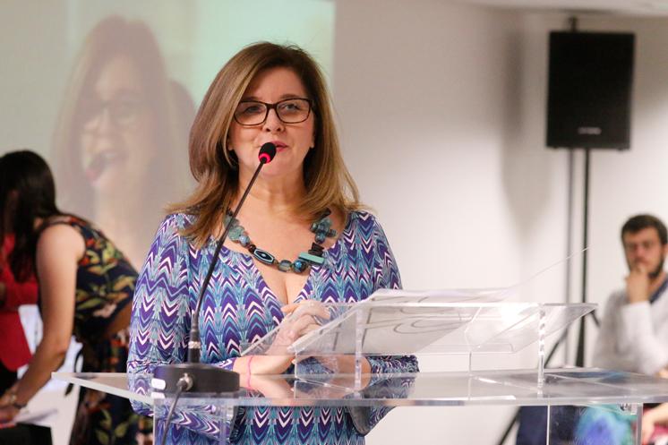 Pesquisadora Sandra Unbehaum, da Fundação Carlos Chagas, acredita que os profissionais da educação devem analisar outras causas da evasão. Foto: Haydée Vieira - CCS/Capes