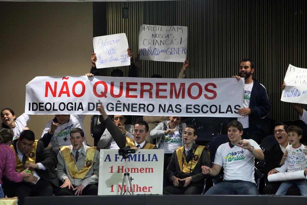 Votação do Plano Municipal de Educação de São Paulo, em agosto de 2015. Foto: André Bueno / CMSP