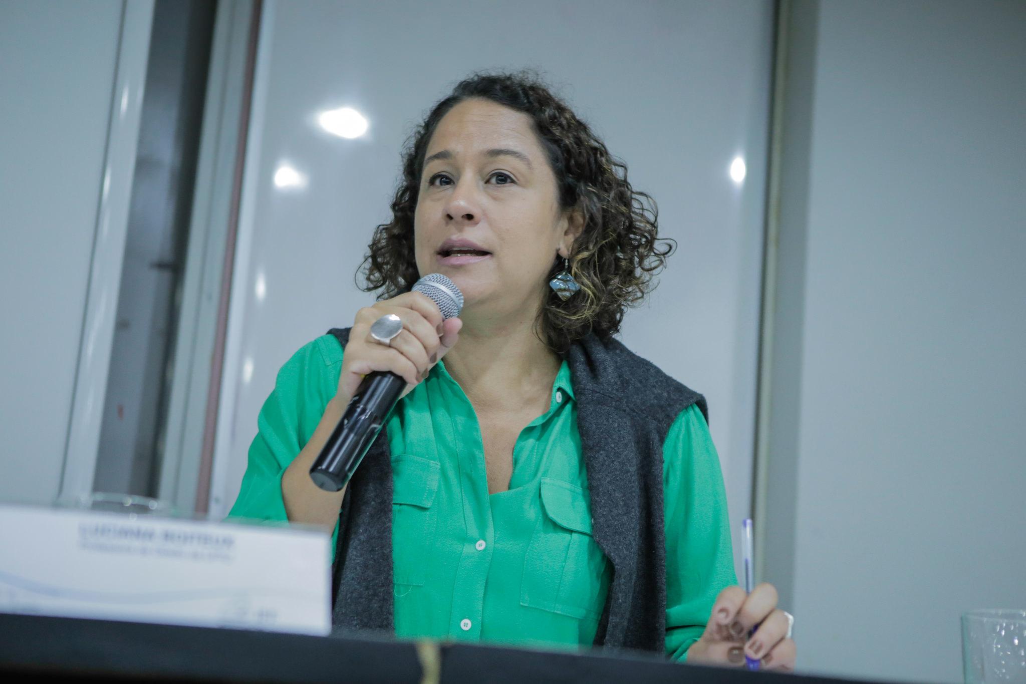 A advogada Luciana Boiteaux, responsável pela ADPF 442. | Foto: Arquivo pessoal