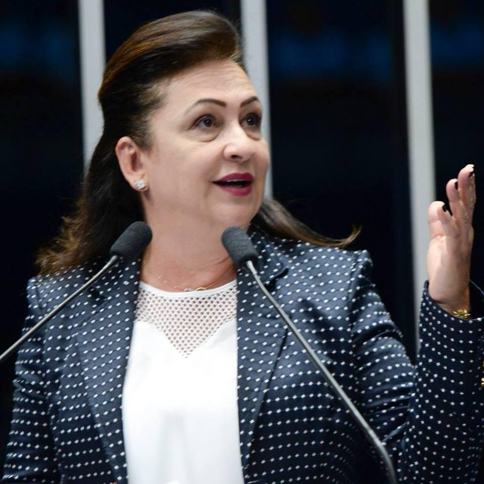 A senadora e ex-ministra da Agricultura disputará a eleição pelo Palácio do Planalto ao lado de Ciro Gomes (PDT)