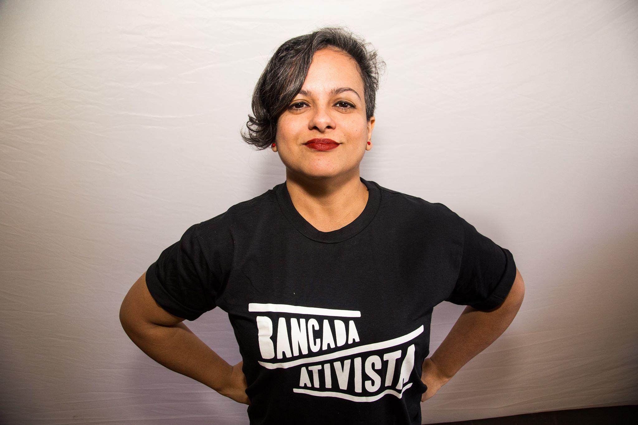 Raquel é um dos nomes que compõem a Bancada Ativista. | Foto: Divulgação
