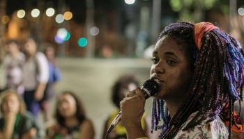 Roda antiproibicionista Dani Monteiro – Mídia Ninja