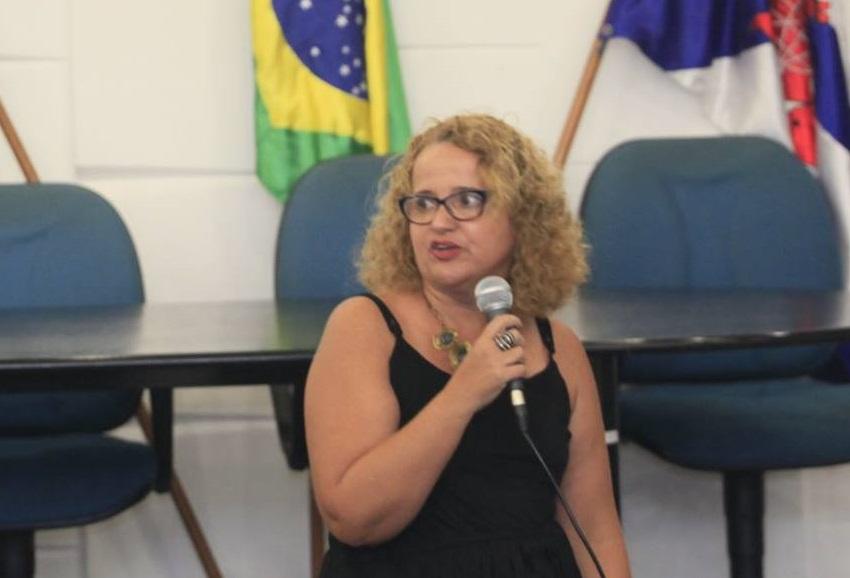 Coordenadora do Comitê de Gênero do município do Rio pretende levar também debate sobre diversidade para as salas de aula   Foto Uanderson Fernandes / SME