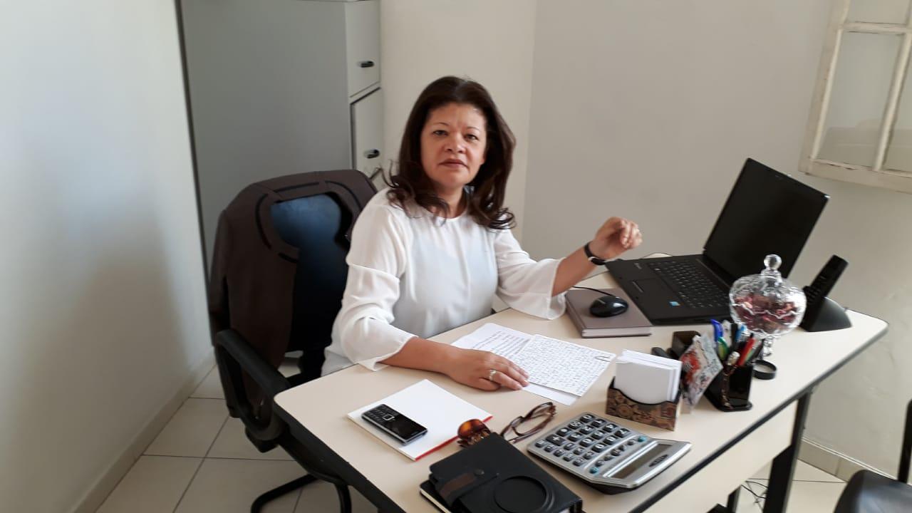 Silvia dos Santos, presidente do Sindicato de São Paulo, tem recebido denúncias de abusos e ameaças. Foto: Sindicato dos Trabalhadores Domésticos do Município de São Paulo