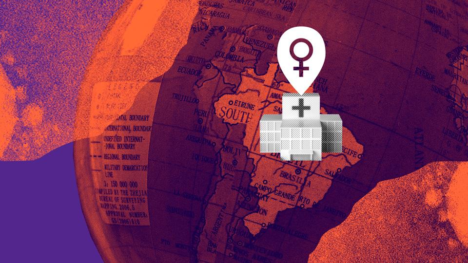 Só 55% dos hospitais que ofereciam serviço de aborto legal no Brasil seguem atendendo na pandemia
