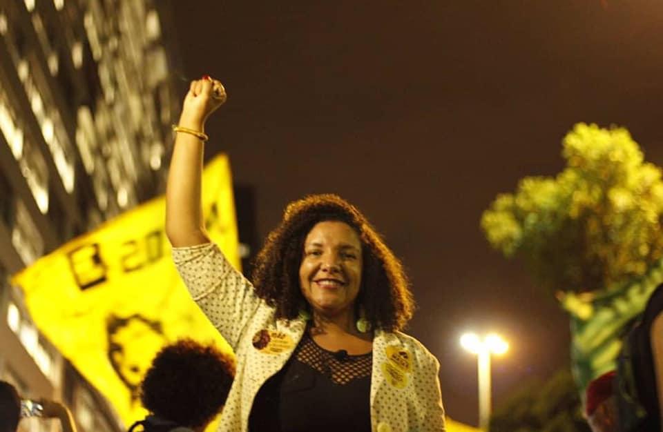 Renata Souza tem trajetória de embates contra bolsonaristas na Alerj   Foto: Arquivo pessoal
