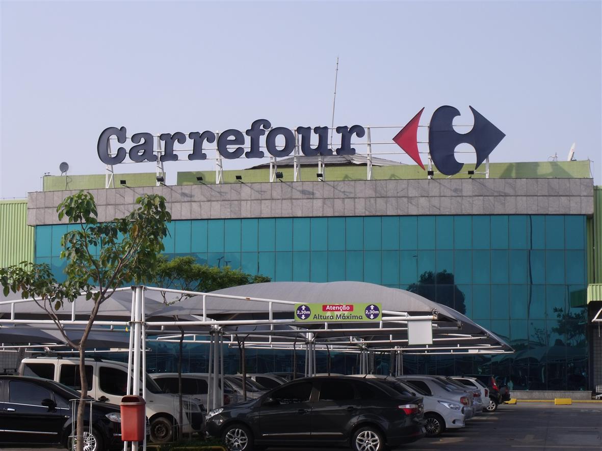 Ano marcado por assassinato em loja não impediu aumento do lucro do Carrefour | Foto: Wikimedia Commons